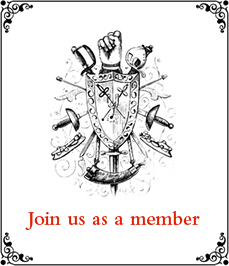 Join us as a member